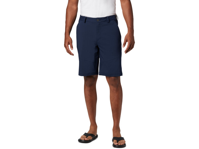 "Columbia Tech Trail 10"" Shorts Heren, blauw"